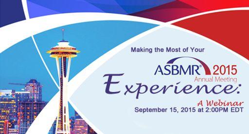 ASBMR Webinar