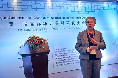 ASBMR Leaders in Suzhou, China
