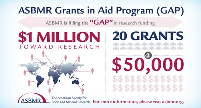 ASBMR GAP Award