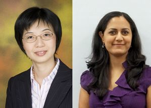 Qin and Sahni -Junior Faculty in Osteoporosis Research