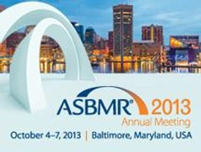 ASBMR 2013 Annual Meeting