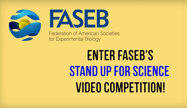 FASEB Stand up for Science