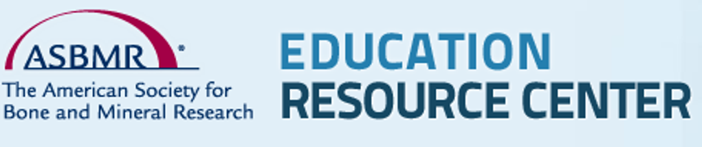 ASBMR Education Resource Center